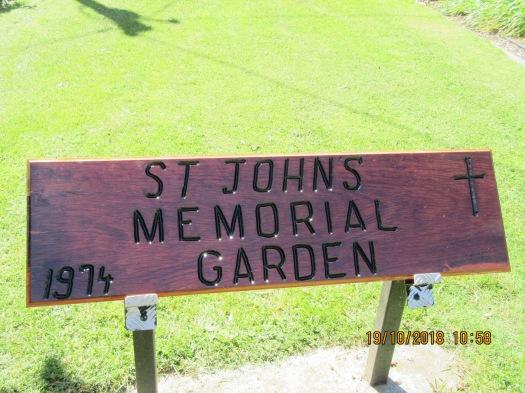 ST John's Sign 002